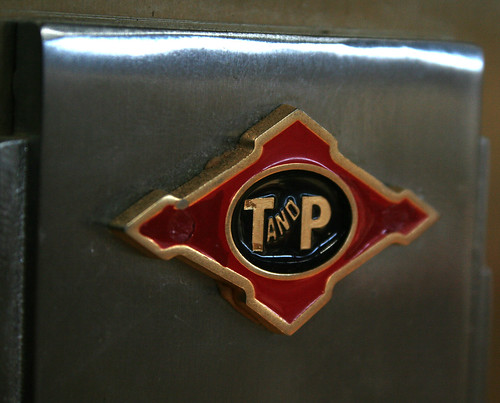 T and P Door Detail