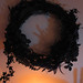 Black Raven Wreath