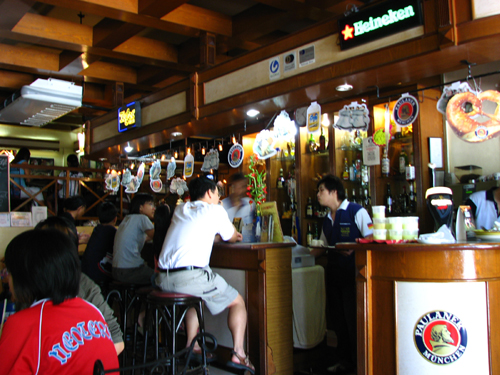 Bar Kneipe