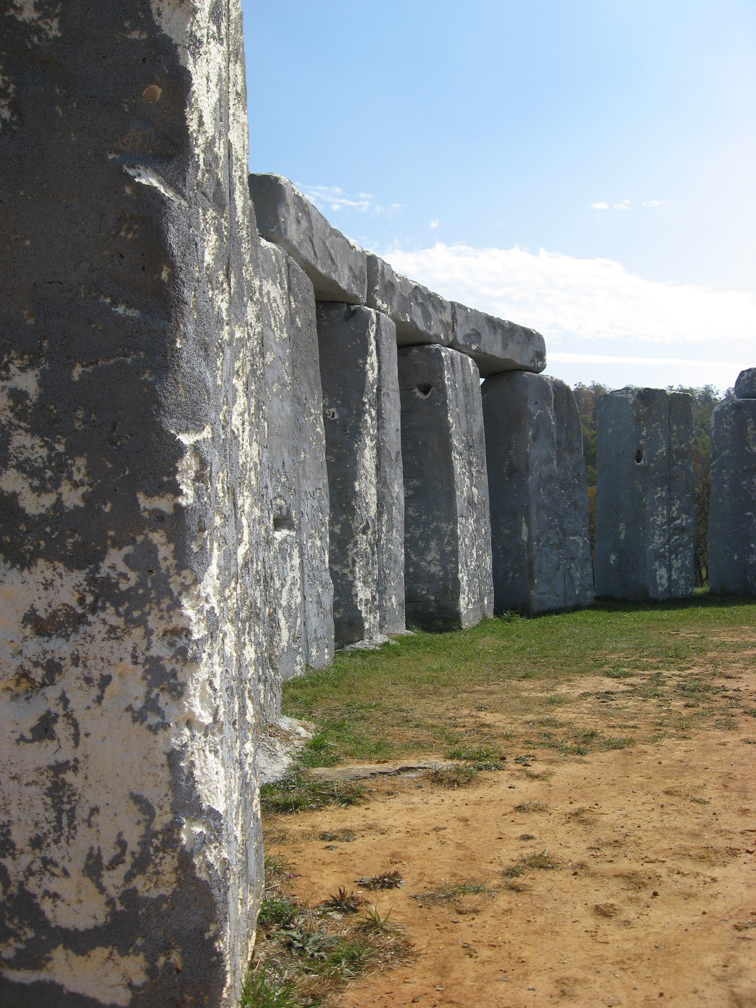 Foamhenge (BlueRidge091)