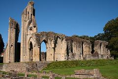 Glastonbury Abbey 2 (torimages) Tags: uk england ruin glastonbury somerset sd allrightsreserved monastic kingarthur glastonburyabbey mysteriousmystery blighbond donotusewithoutwrittenconsent copyrighttorimages