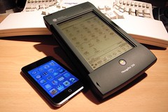 iPod touch and MessagePad 2100