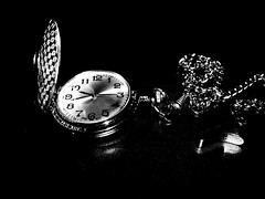 the moment / o an (ilker koa) Tags: blackandwhite bw black time moment saat zaman siyahbeyaz impressedbeauty aplusphoto