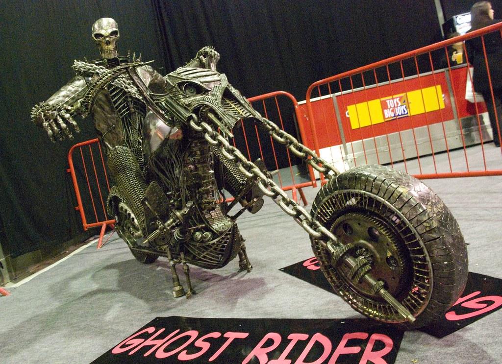 Ghost Rider!!