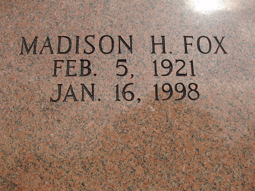 Matt Fox Marker