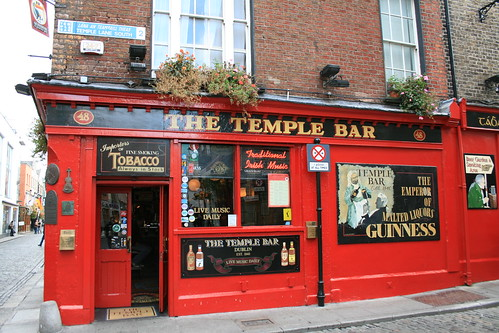 Temple Bar en flickr
