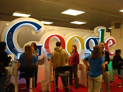 SES Chicago 2007 - Google Booth