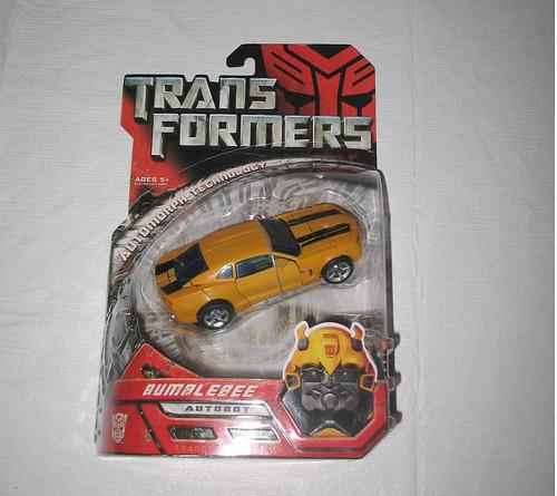 Transformers Movie Bumblebee (2008 Camaro)