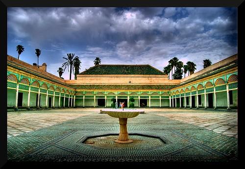El Bahia Palace - Marrakech por **ste**.