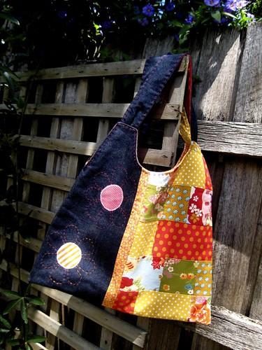 Sacha's bag