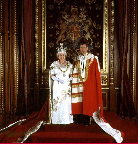 The_Queen_with_The_Prince_of_Wales_in_Parliamentary_Robes