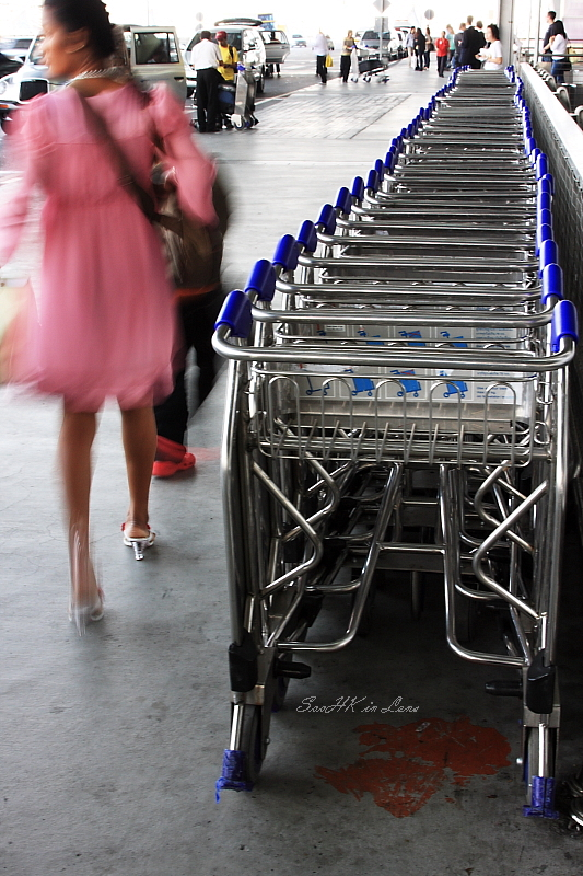 Trolley, Airportgraphy