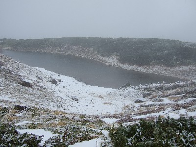 Murodo (Snowing)