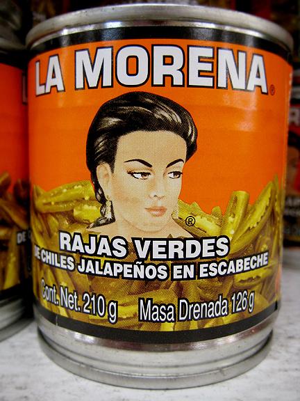 La Morena Green Beans