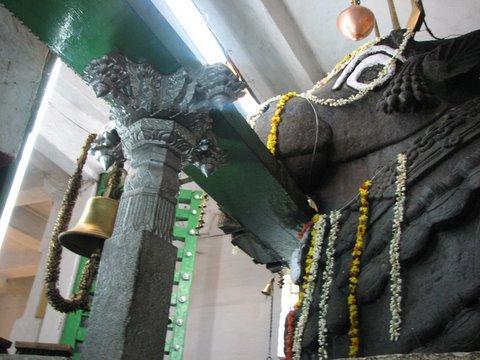 Nandi, Basavanagudi Temple 100108