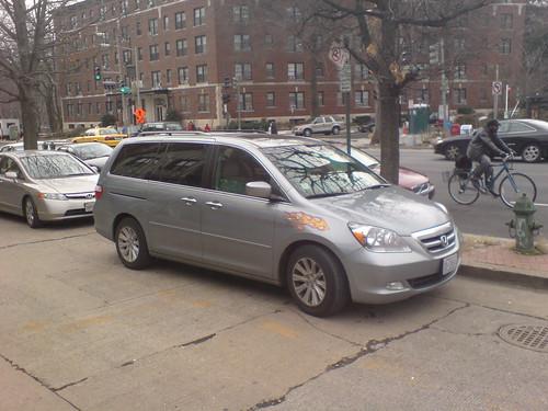 Behold, the Honda Radyssey