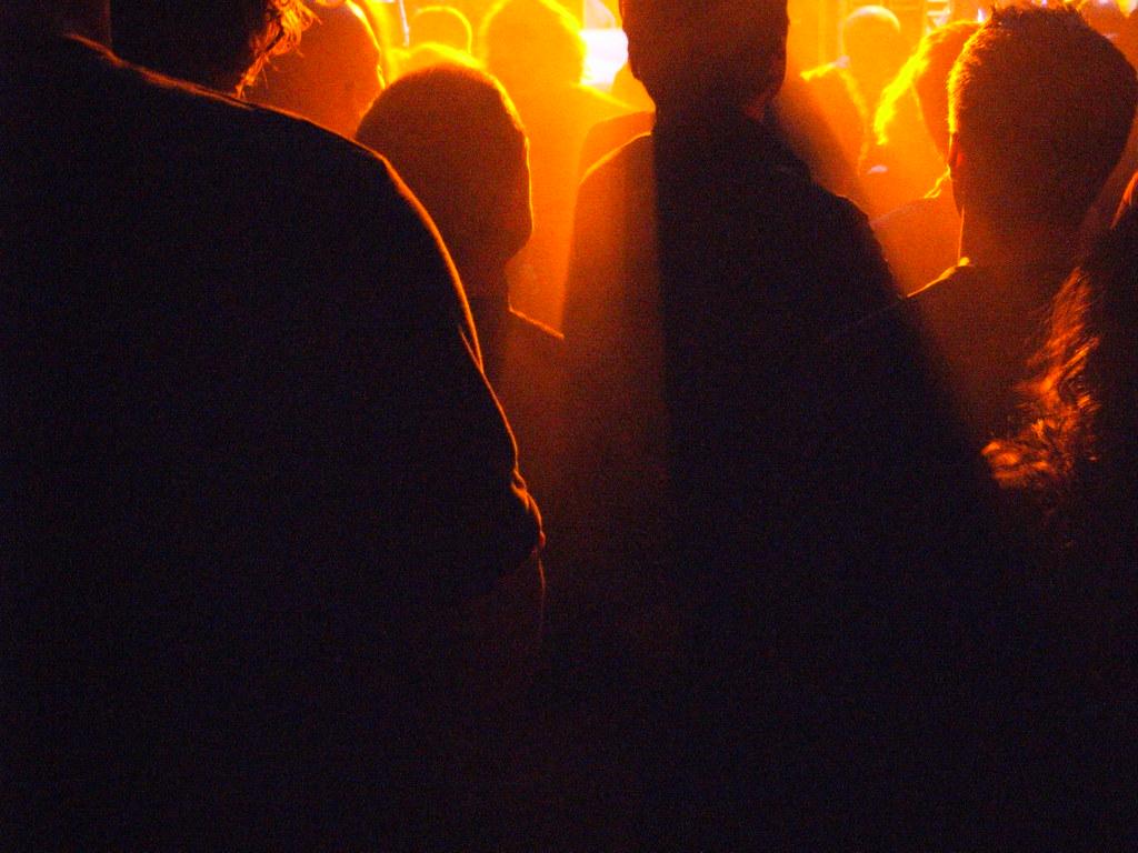 Paradiso, January 2008