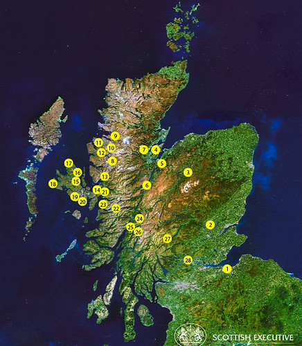 Escocia. Apéndice.