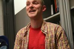Thanks! (Mark Brocklehurst) Tags: leaving clive neilson cliveandrews