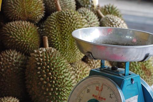 Durian by Jean-François Chénier.
