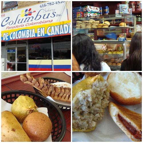 Panaderia Colombiana