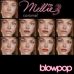Mellie3 Launch makeups-Caramel copy copy