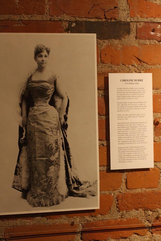 Caroline Burke, A Leading Lady