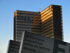 Bibliotheque Nationale (LastAvalon) Tags: paris architecure tvw
