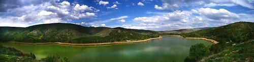 Eymir Gölü Panorama