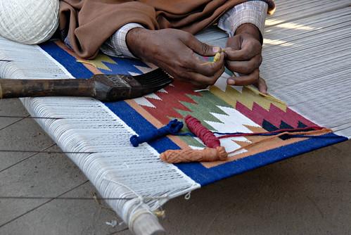 The carpet maker