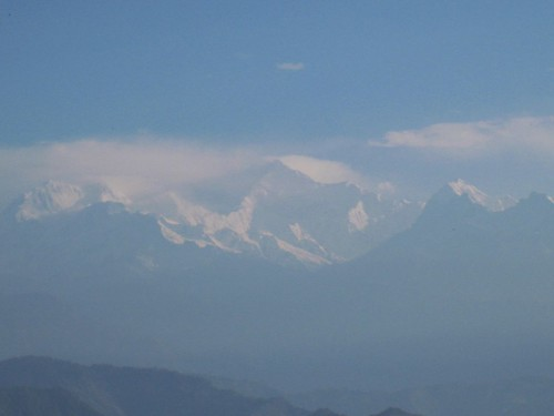 Mt. Kanchenjunga - 3rd highest mountain in the world