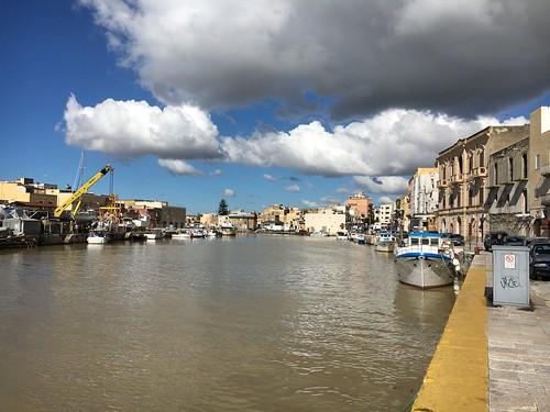 Mazara - Porto Canale - Sicily