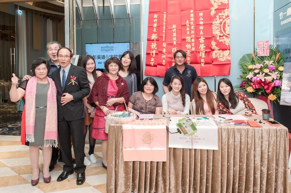 新竹婚攝 晶宴會館 婚禮紀錄 R & S 085