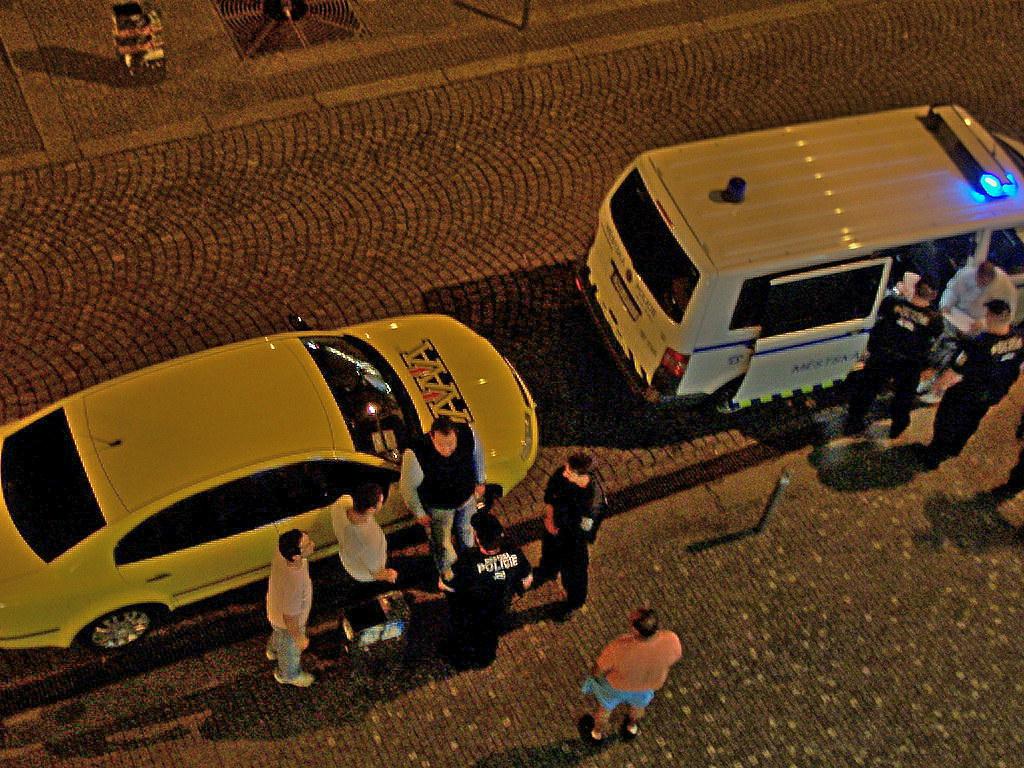 Bogus Taxi In Prague Part  2009 Aris Jansons