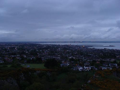 Dalkey Hill Rainy 078