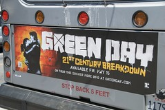 Not a green day - 21st Century Muni Breakdown
