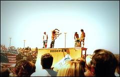 1986 Huntington Beach Op Pro Skateboarding Championship (Wha'ppen) Tags: skateboarding skating 1986 huntingtonbeach oppro huntingtonbeachriots