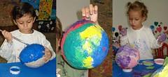 Semana galáctica en Ojo al Piojo (taller ojo al piojo) Tags: argentina experimental arte niños taller infantil corrientes juego galaxia espacio planetas creativo imaginacion ludico ojoalpiojo tallerojoalpiojo