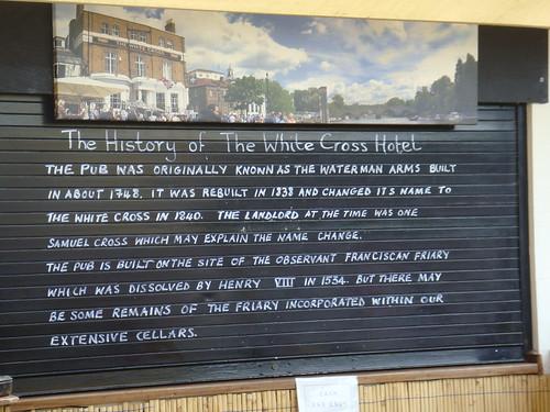 Historia del pub