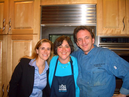 Me with Gluten-Free Girl and the Chef