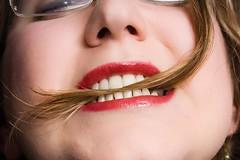 Lust (PinkCappachino) Tags: selfportrait hair lips sin lust sevendeadlysins themeoftheweek totw leedsgroup