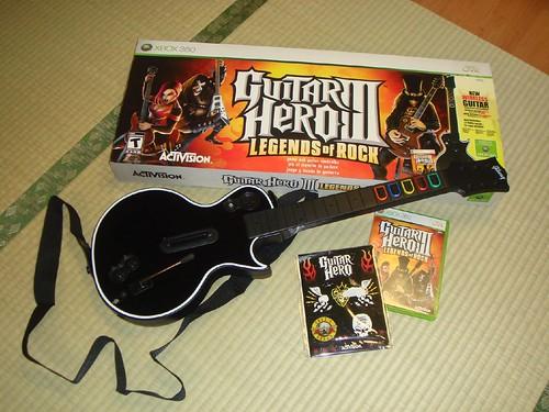 Guitar Hero 3 - Xbox 360