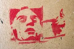 Stencil in Costa da Caparica