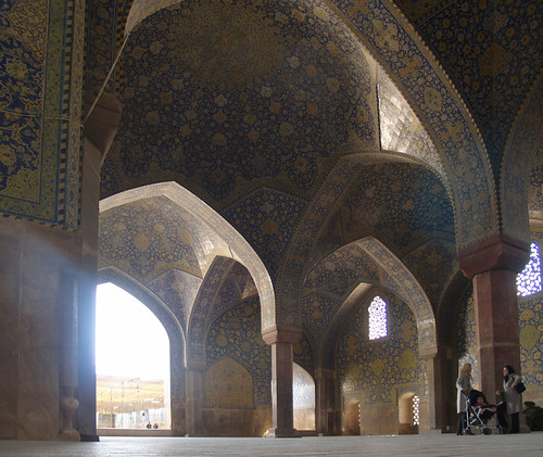 imam khomeini mosque, isfahan october 20 by seier+seier, on Flickr