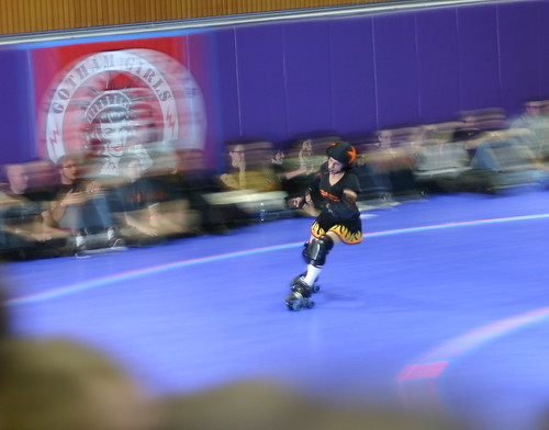 Gotham Girls Roller Derby Match 2
