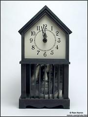 Prisoner of Time (nomm de photo) Tags: clock time photograph picasso conceptual reinnomm conceptualphotography coolestphotographers