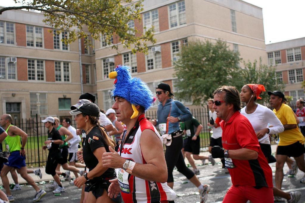 2007 NYC Marathon