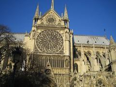 Notre Dame side (AmandaJW) Tags: paris eurostar 171107