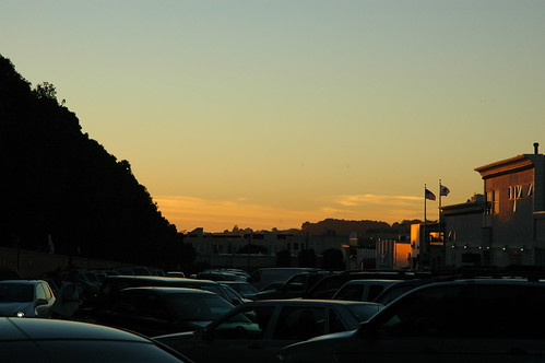 cars and twilight