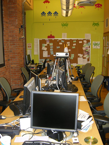XP Team Room by kjudy